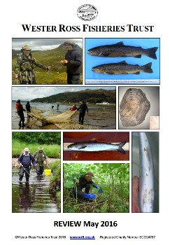 Wester Ross Fisheries Trust Review May 2016